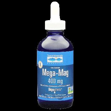 Trace Minerals Research Mega Mag 4 oz T00256