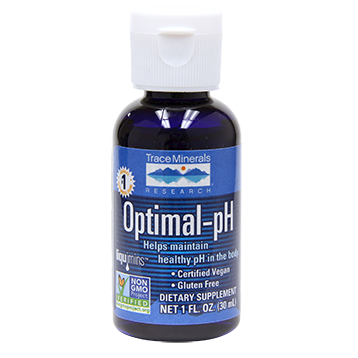 Trace Minerals Research Optimal pH 1 fl oz T82397