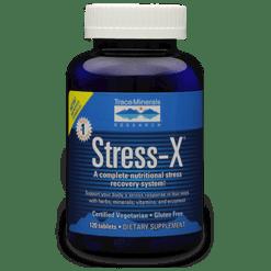 Trace Minerals Research Stress X 120 tabs T80997