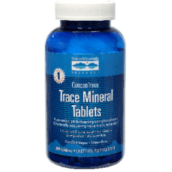 Trace Minerals Research Trace Mineral 90 tablets T01055