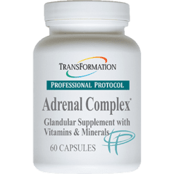 Transformation Enzyme Adrenal Complex 60 capsules T30161