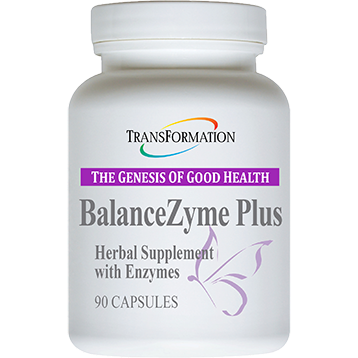 Transformation Enzyme BalanceZyme Plus 90 caps T10021