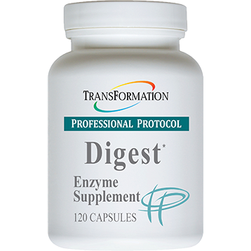Transformation Enzyme Digest 120 capsules T40035