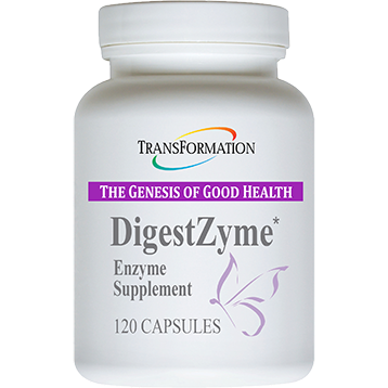 Transformation Enzyme DigestZyme™ 120 caps T10051