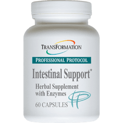 Transformation Enzyme Intestinal Support 60 caps T30171