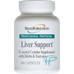Transformation Enzyme Liver Support 60 capsules T30191