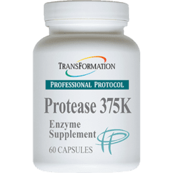 Transformation Enzyme Protease 375K™ 60 capsules T40091