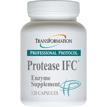 Transformation Enzyme Protease IFC 120 capsules T40055