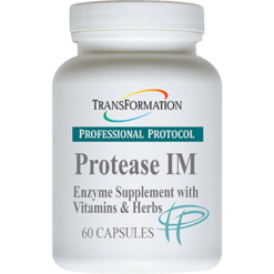 Transformation Enzyme Protease IM 60 caps T30201