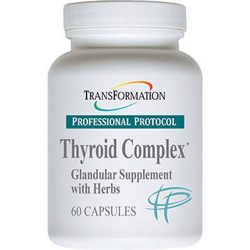 Transformation Enzyme Thyroid Complex 60 capsules T30211
