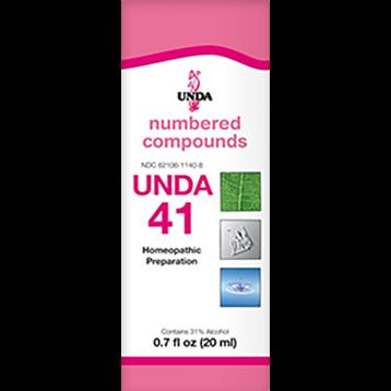 Unda 41 2 3 oz UND41