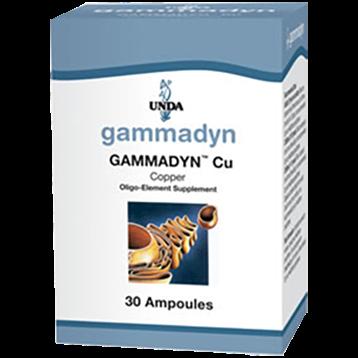 Unda Gammadyn Cu 30 ampoules GAM14