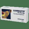 Unda Gammadyn Cu Au Ag 30 tabs GAM21