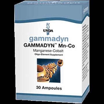 Unda Gammadyn Mn Co 30 ampoules GAM18