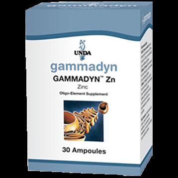Unda Gammadyn Zn 30 ampoules GAM16