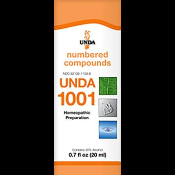 Unda Unda 1001 20 ml U1001