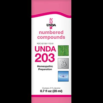 Unda Unda 203 20 ml UN203