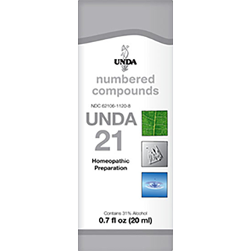 Unda Unda 21 0.7 fl oz UND21