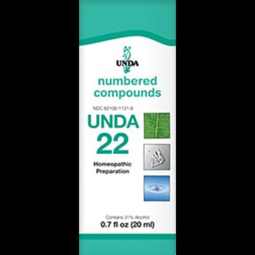 Unda Unda 22 0.7 fl oz UND22