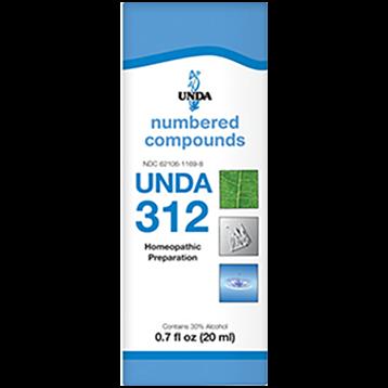 Unda Unda 312 0.7 fl oz UN312
