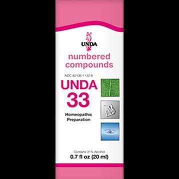Unda Unda 33 0.7 fl oz UND33