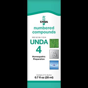 Unda Unda 4 0.7 fl oz UNDA4