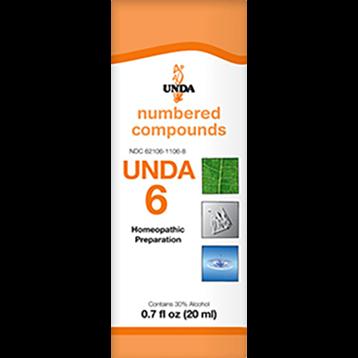 Unda Unda 6 0.7 fl oz UNDA6