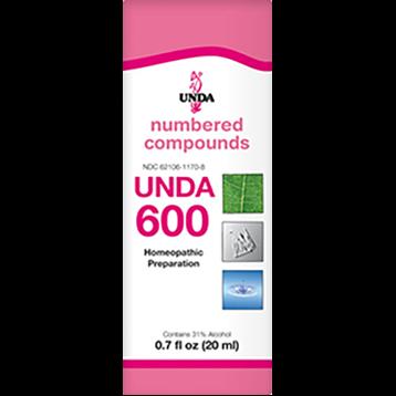 Unda Unda 600 0.7 fl oz UN600