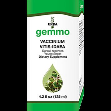 Unda Vaccinium Vitis Idaea 125 ml VACC4