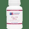 Verified Quality Flax Oil Certified Organic 1000 mg 100 gels FLA27