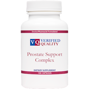 Verified Quality Prostate Support Complex 60 capsules PRO49