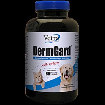 Vetra DermGard 60 chews K51040