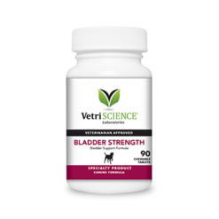 Vetri Science Bladder Strength For Dogs 90 chew BLA86