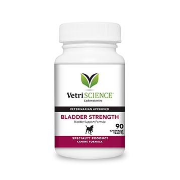 Vetri Science Bladder Strength For Dogs 90 chew BLA86