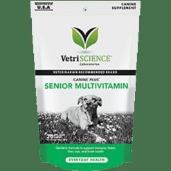 Vetri Science Canine Plus Senior Dog Multi 30 chews V25694