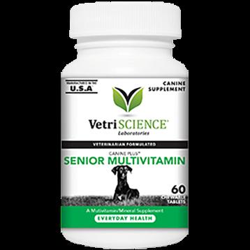 Vetri Science Canine Plus Senior Multi 60 tabs V27186
