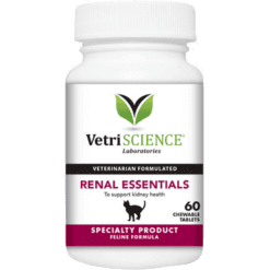 Vetri Science Renal Essentials Fish Flavor 60 chews RENA4