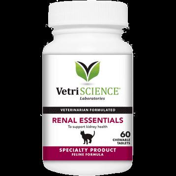 Vetri Science Renal Essentials Fish Flavor 60 chews RENA4