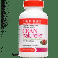 Vibrant Health Cran Naturelle 60 vegcaps VB0299
