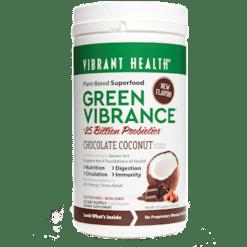 Vibrant Health Green Vibrance Choc Coconut 25 servings VB1944