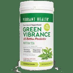 Vibrant Health Green Vibrance Matcha 25 servings VB1937