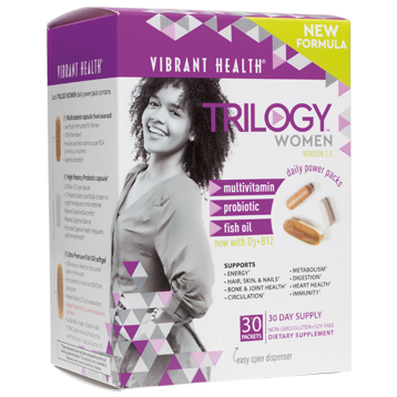 Vibrant Health Trilogy Women 30 packets VB1715