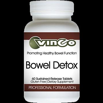 Vinco Bowel Detox 60 tabs BOWE5