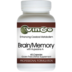 Vinco Brain Memory 60 capsules BRA38