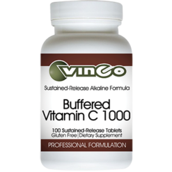 Vinco Buffered Vitamin C 1000 mg 100 tablets VBCT