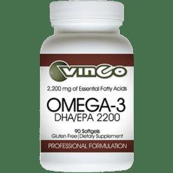 Vinco Omega 3 DHA EPA 2200 90 gels OMEG10