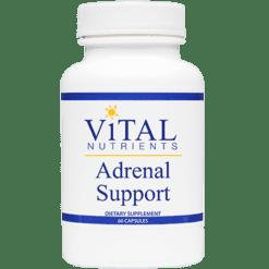 Vital Nutrients Adrenal Support 60 caps ADR20