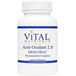 Vital Nutrients Anti Oxidant 2.0 60 caps V21192