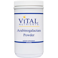 Vital Nutrients Arabinogalactan Powder 300 gm ARAB3