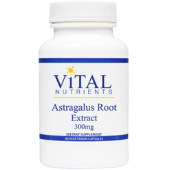 Vital Nutrients Astragalus Root Extract 300 mg 90 caps AST22